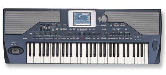 pa800 专业编曲器简易的工作站